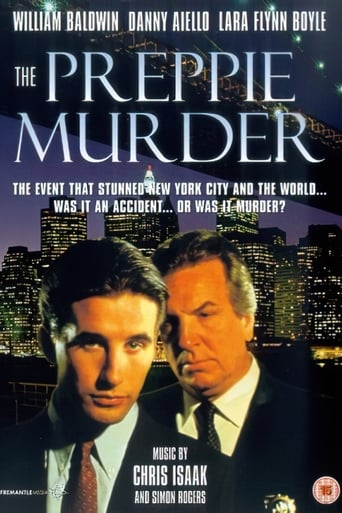 Poster of The Preppie Murder