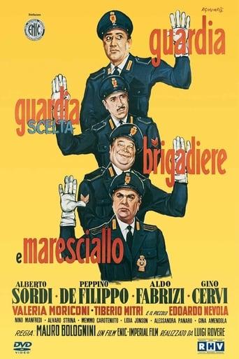 Watch Guardia, Guardia Scelta, Brigadiere e Maresciallo Free Online Solarmovies