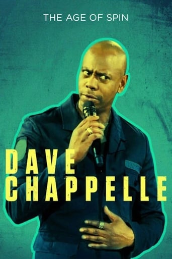 Poster of Dave Chappelle: The Age of Spin