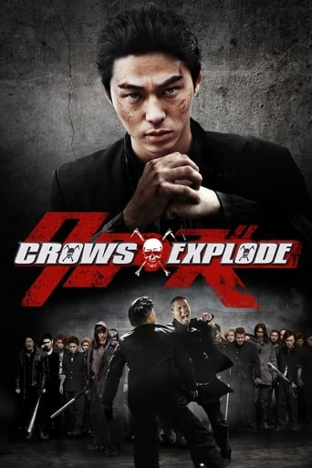 Poster of Crows Explode