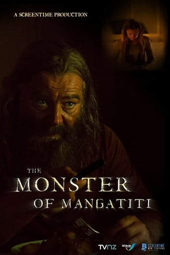 Poster of The Monster of Mangatiti