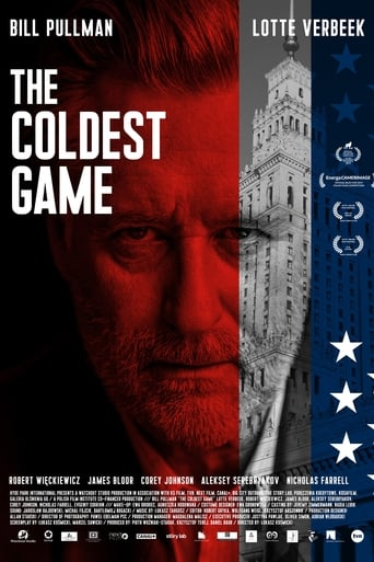 The Coldest Game Poster