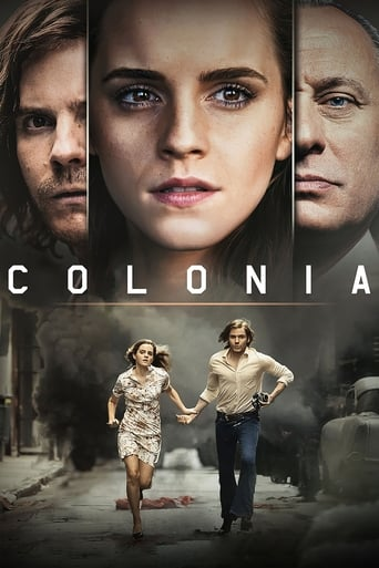 The poster of Colonia