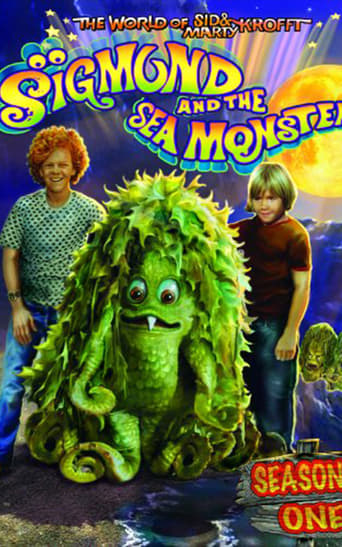 Capitulos de: Sigmund and the Sea Monsters