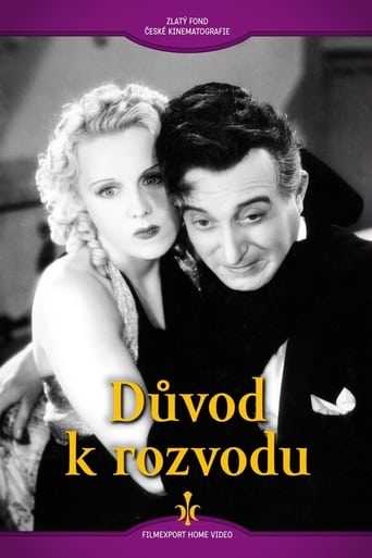 Watch Důvod k rozvodu Free Movie Online
