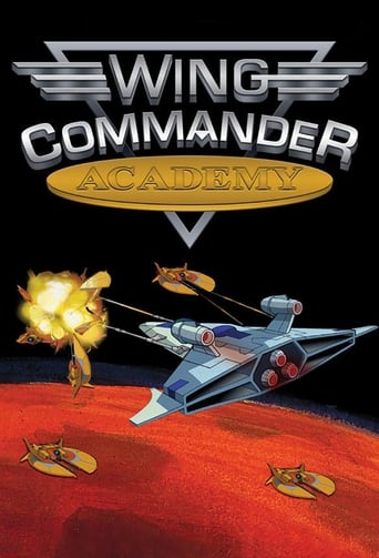 Poster of Wing Commander Academy
