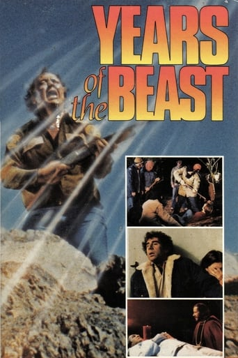 Poster of Years of the Beast