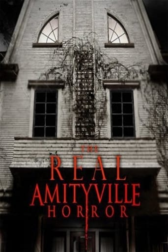 Poster of The Real Amityville Horror