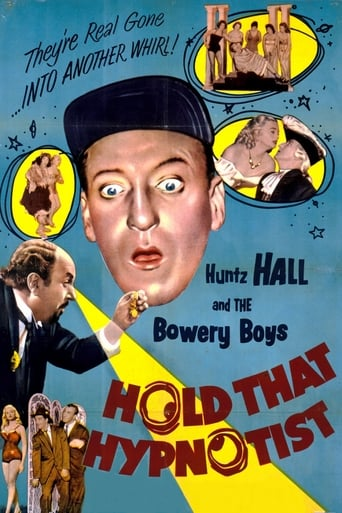 Hold That Hypnotist Movie Poster