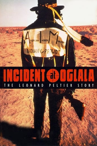Poster of Incident at Oglala