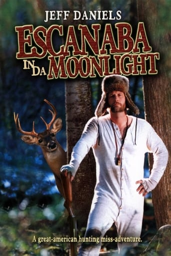 Poster of Escanaba in da Moonlight