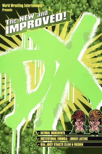 Poster of WWE: The New & Improved DX