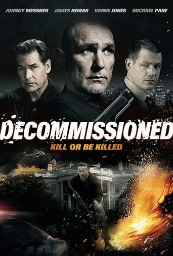 Poster of Decommissioned