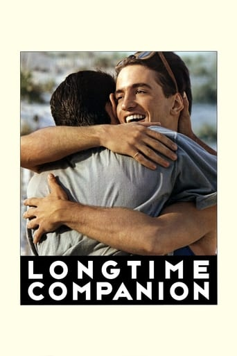 Poster of Longtime Companion
