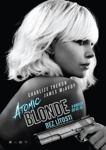 Poster of Atomic Blonde: Bez lítosti