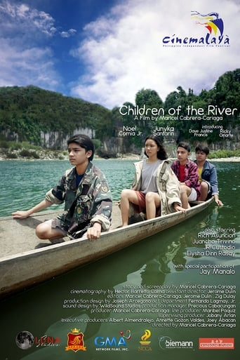 Children of the River Movie Poster