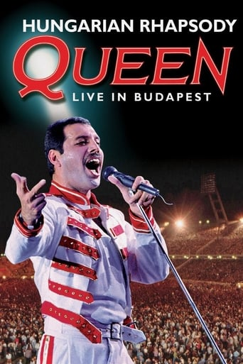 Queen: Hungarian Rhapsody