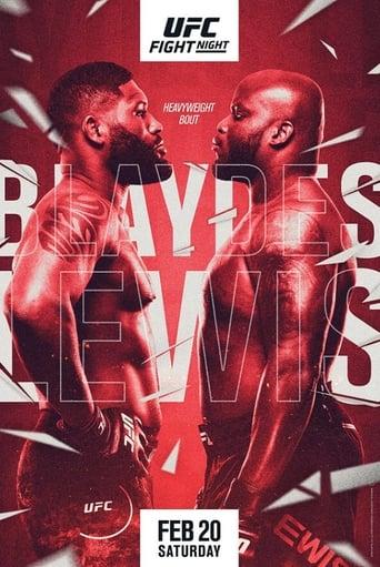 Watch UFC Fight Night 185: Blaydes vs. Lewis 2021 full online free