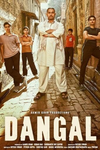 Poster of Dangal