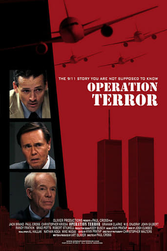 Poster of Operation Terror