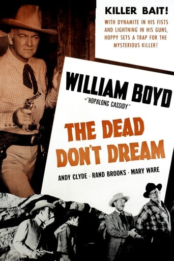 Poster of The Dead Don't Dream