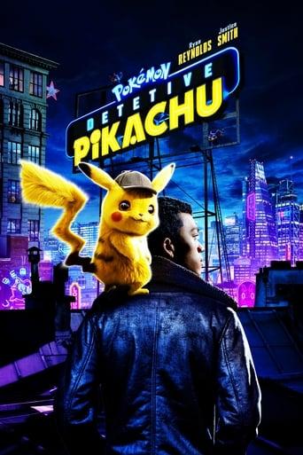 Pokémon: Detetive Pikachu - Poster