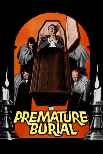 Poster of The Premature Burial
