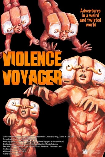 Poster of Violence Voyager