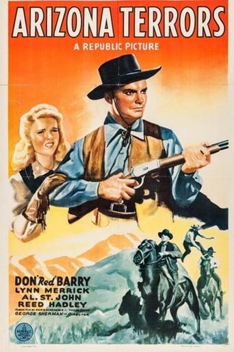 Poster of Arizona Terrors