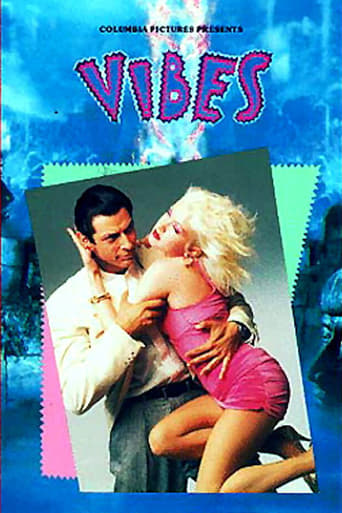 Poster of Vibes