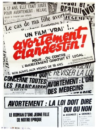 Watch Avortement clandestin! Free Movie Online