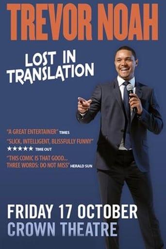 Trevor Noah: Lost In Translation image