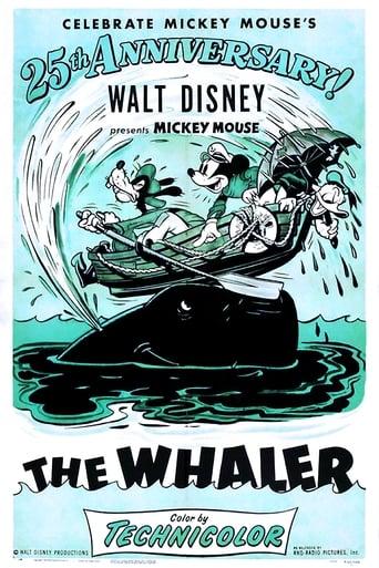 A caccia di balene Walt Disney  - Mickey Mouse