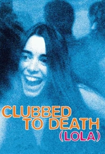 Poster of Clubbed to Death