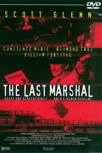 Poster of The Last Marshal