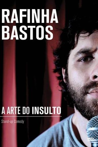 Rafinha Bastos A Arte do Insulto - Poster