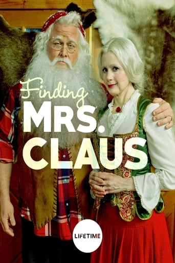Poster of Finding Mrs. Claus