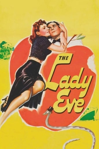Poster of The Lady Eve