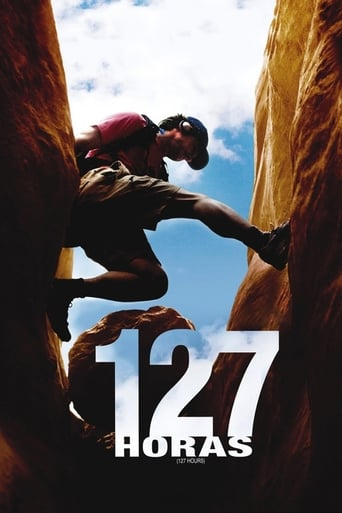 127 Horas - Poster
