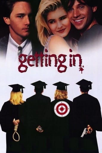 Poster of Getting In