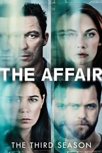 The Affair Infidelidade 3ª Temporada - Poster