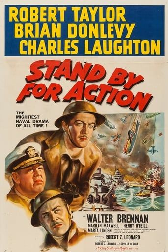Poster of Stand by for Action