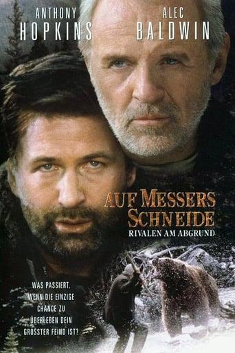 Auf Messers Schneide - Rivalen am Abgrund - Action / 1998 / ab 12 Jahre