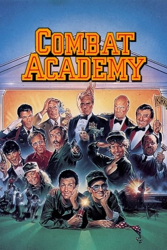 Poster of Combat Academy