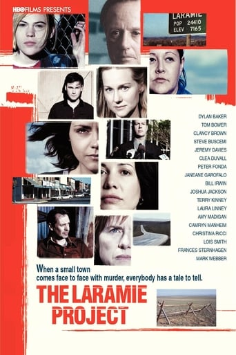 Poster of The Laramie Project