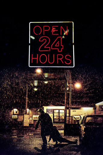 Open 24 Hours Poster