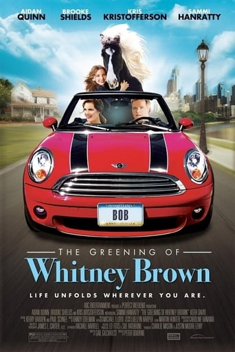Kaimietiški Vitnės nuotykiai / The Greening of Whitney Brown (2011)