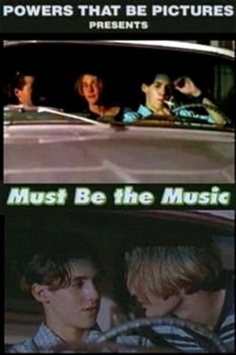 Poster of Must Be the Music