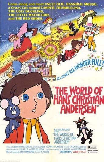 Poster of The World of Hans Christian Andersen