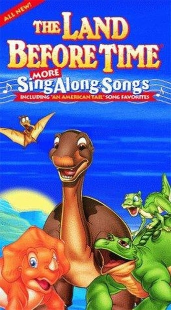 Poster of The Land Before Time Sing Along Songs